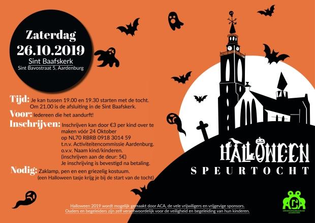 Wonderlijk Halloween 2019! – Welkom bij ACA AN-44